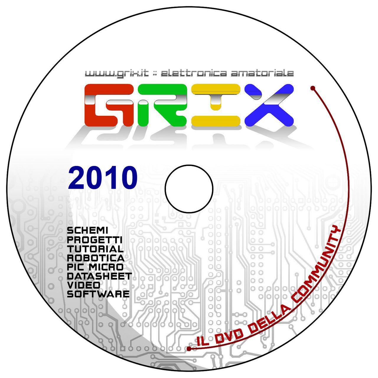 Grix dvd 2010