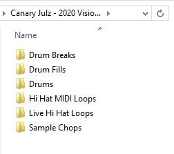 20/20 Vision : Volume 4 (Sound Kit)