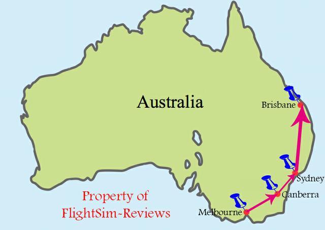 Australia Tour (East)
