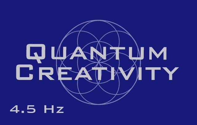 Quantum Creativity - Increased Creativity / Imagination - Binaural Beats