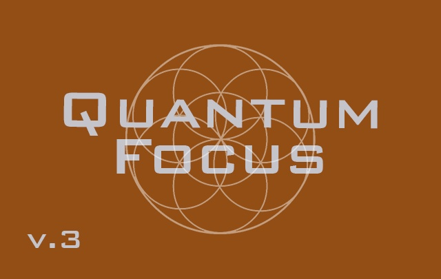 Quantum Focus (v3) - Super Mental Focus / Mind Power Booster - Monaural Beats