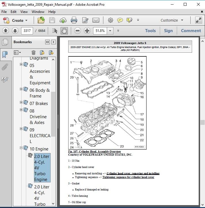 Volkswagen Jetta 2009 Repair Manual on all vw 1998 engine diagram, 06 vw passat 2.0t engine diagram, vw 2.5 turbo, vw 2.0t fsi engine diagram, hyundai 2.0 engine diagram, vw 2.5 liter engine, vw 2.0 turbo engine review, rx7 twin turbo engine diagram, vw gti engine diagram, vw 1.8 engine diagram, vw air cooled engine diagram, vw v6 engine diagram, 2003 vw passat turbo diagram, vw audi engine diagram, 03 jetta 2.0 engine diagram, vw jetta engine diagram, vw type 3 engine diagram, vw 1600 engine diagram, vw engine breakdown, 2000 jetta 2.0 engine diagram,