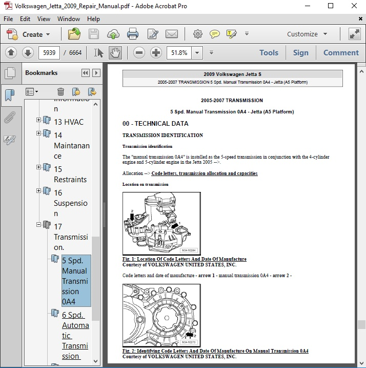 vw a5 repair manual Hyster H M Forklift Wiring Diagram on
