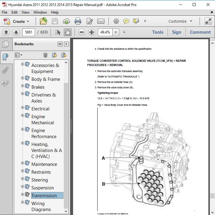 2012 azera wiring diagram wiring diagrams  2012 azera wiring diagram #1