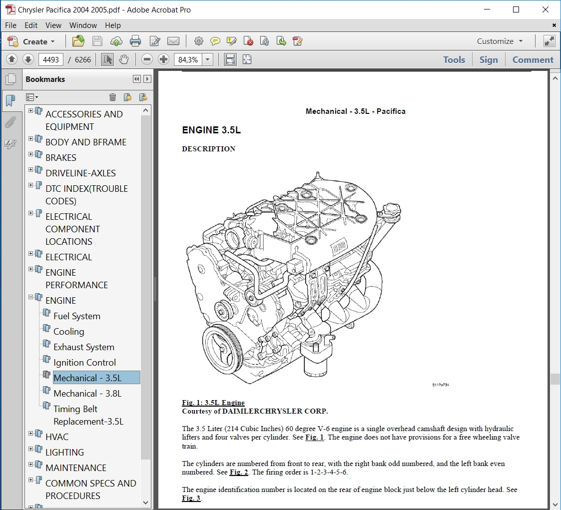 Chrysler Pacifica 2004 2005 Repair Manual Chrysler Pacifica 20042005 Repair  Manuals Download Wiring Diagram
