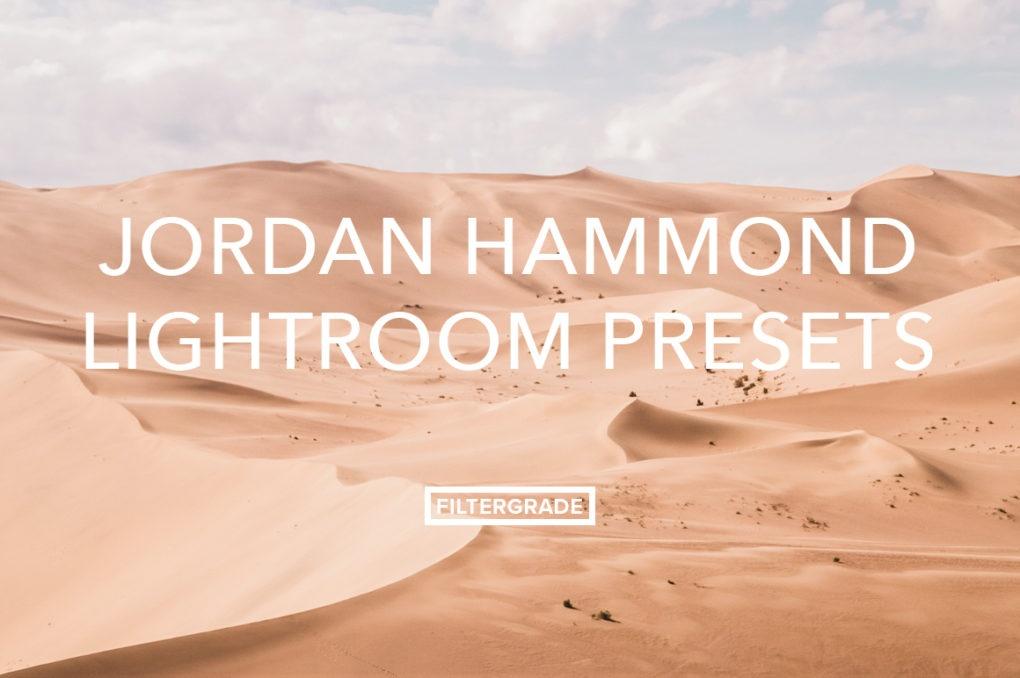 Filtergrade Jord Hammond Lightroom Presets