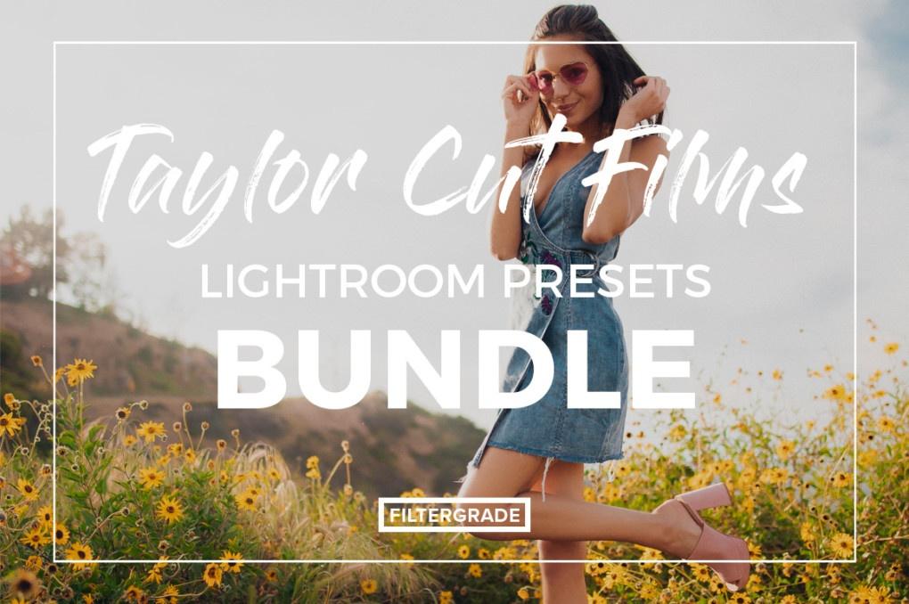 Filtergrade Taylor Cut Films Lightroom Presets