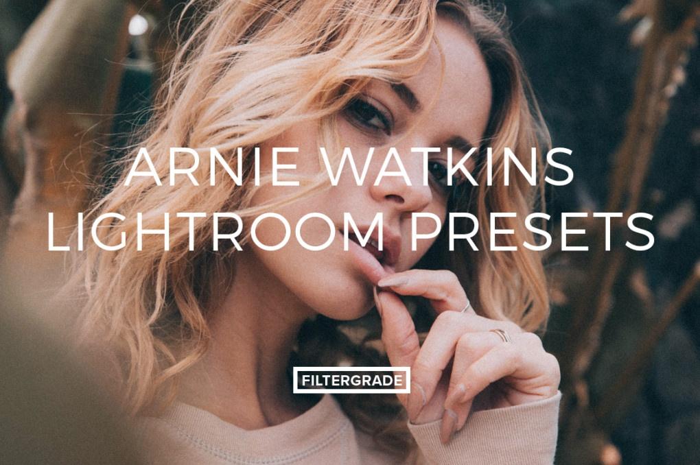 Filtergrade Arnie Watkins Lightroom Presets