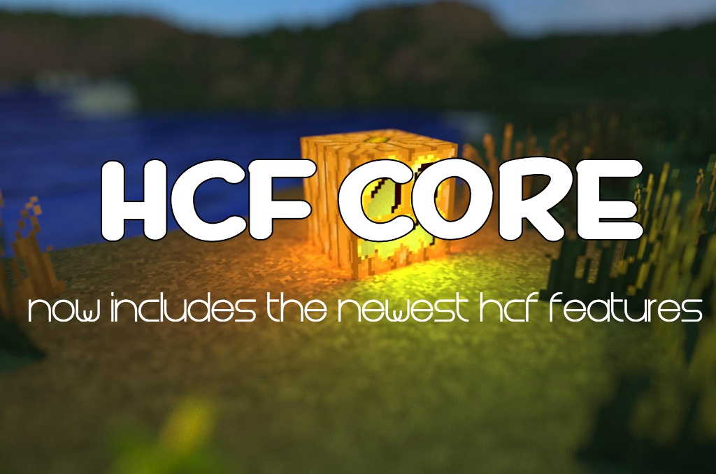 AWESOME HCF CORE (20% OFF)