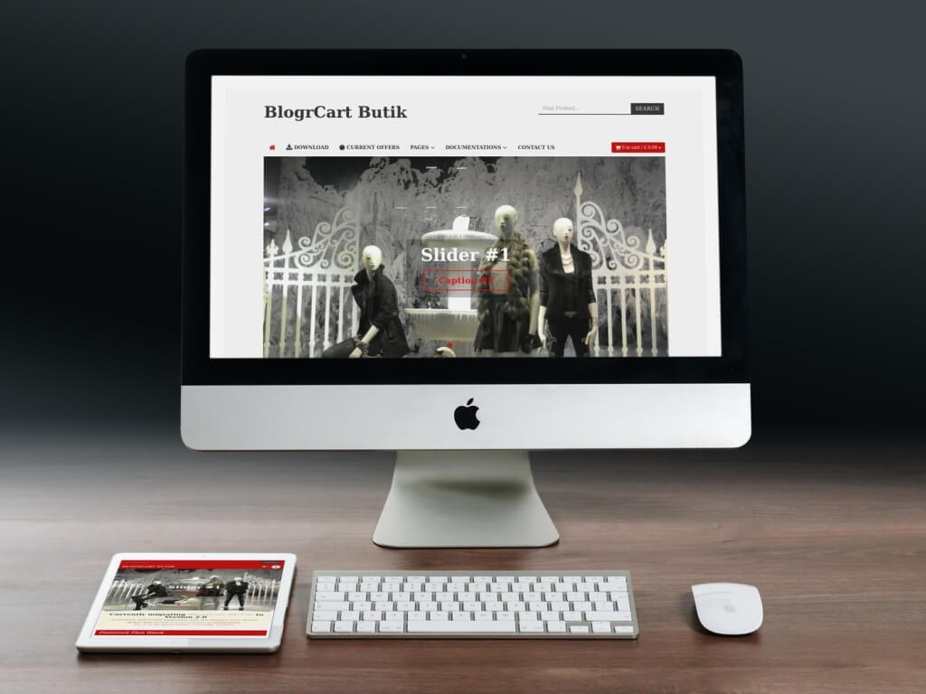 BlogrCart BUTIK (Complimentary v2.0) Blogger Store Template No Attribution & License/Permissions