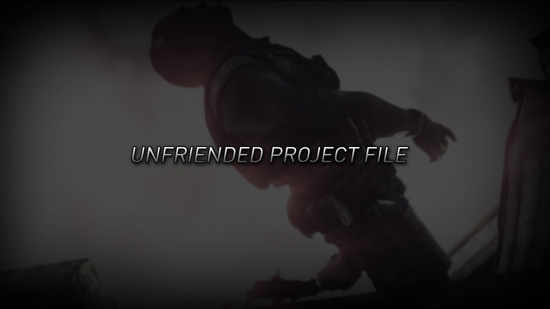 Unfriended Project Files (AAE + SV)