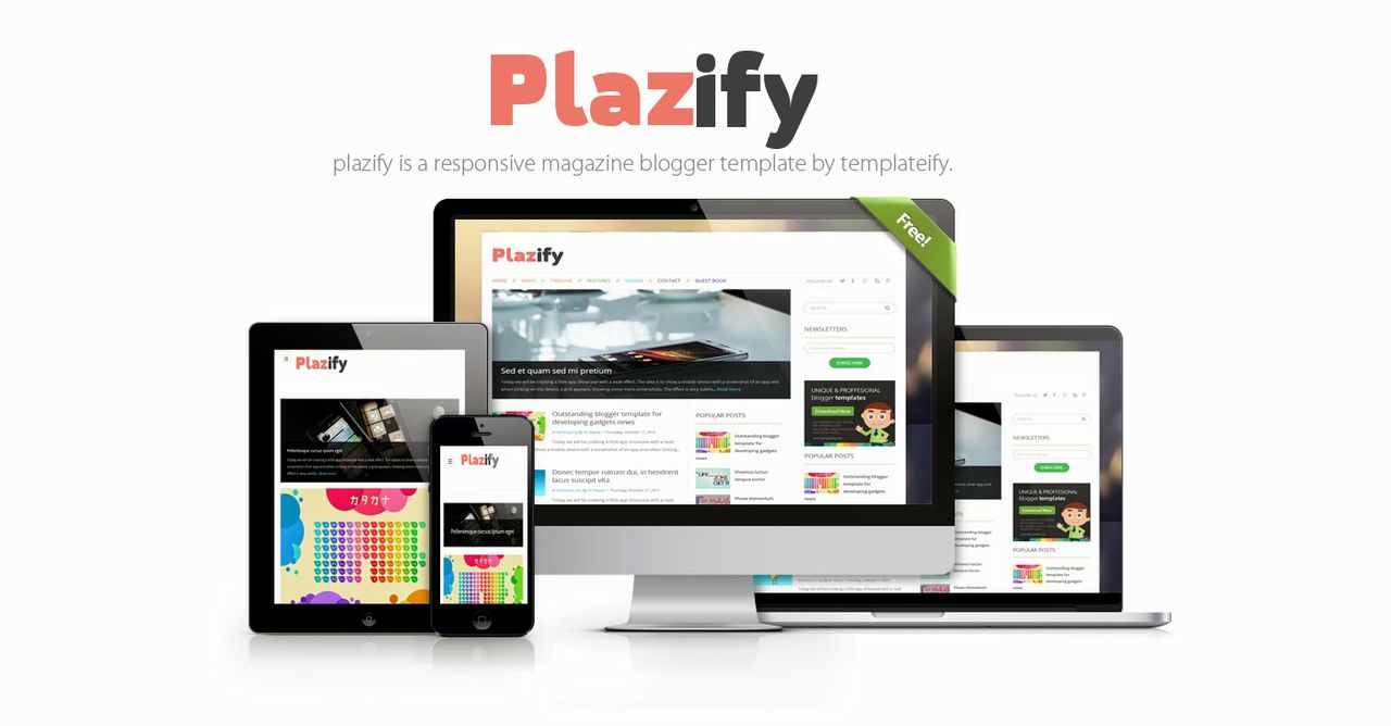 Plazify (Licensed Version) By Templateify.com