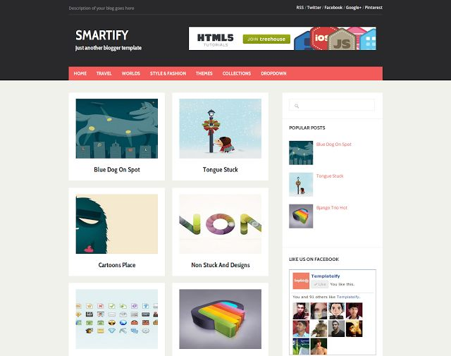 Smartify (Licensed Version) by templateify.com