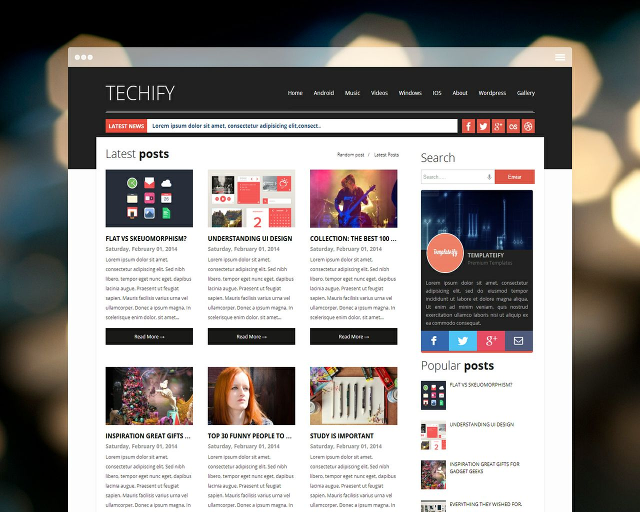 top 10 stunning responsive website templates sellfy blog
