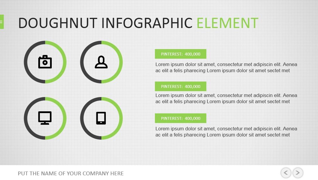 Grid PowerPoint Presentation Template