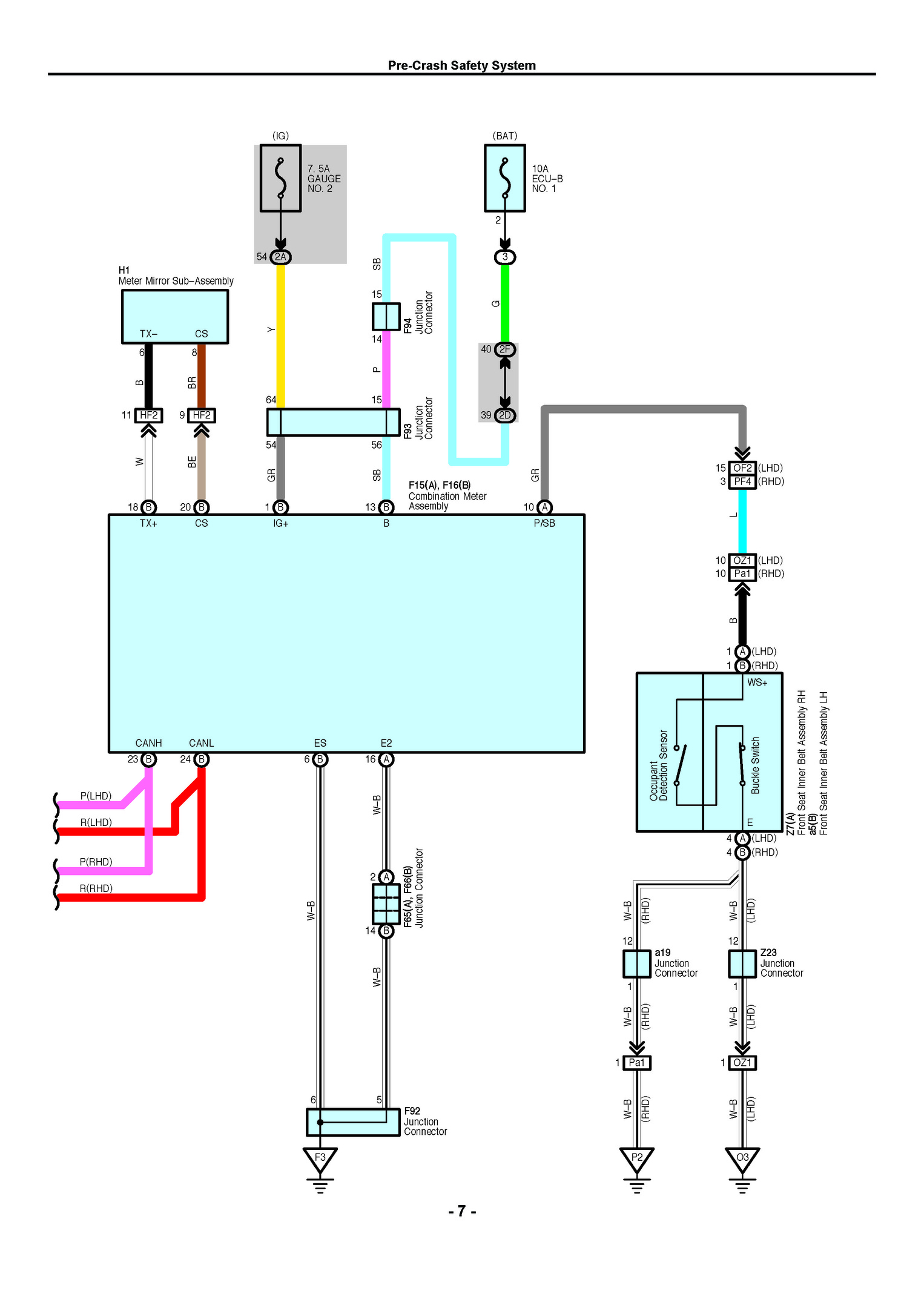 Lx 350 Electrical Wiring Diagram - WIRE Center •