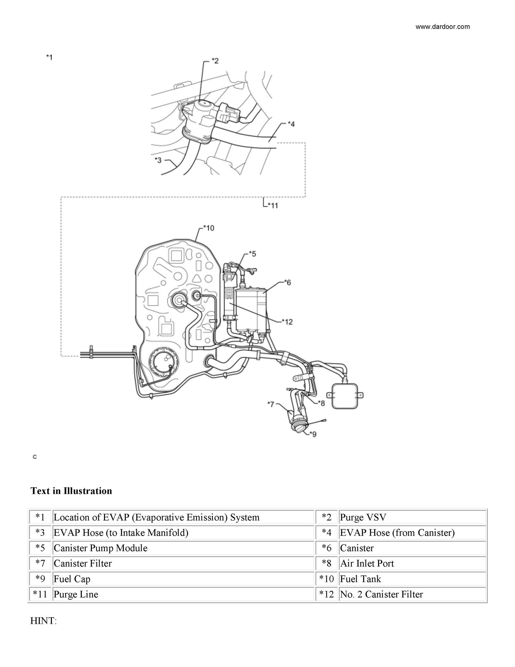 Diagram  2001 Toyota Prius Wiring Diagram Manual Original