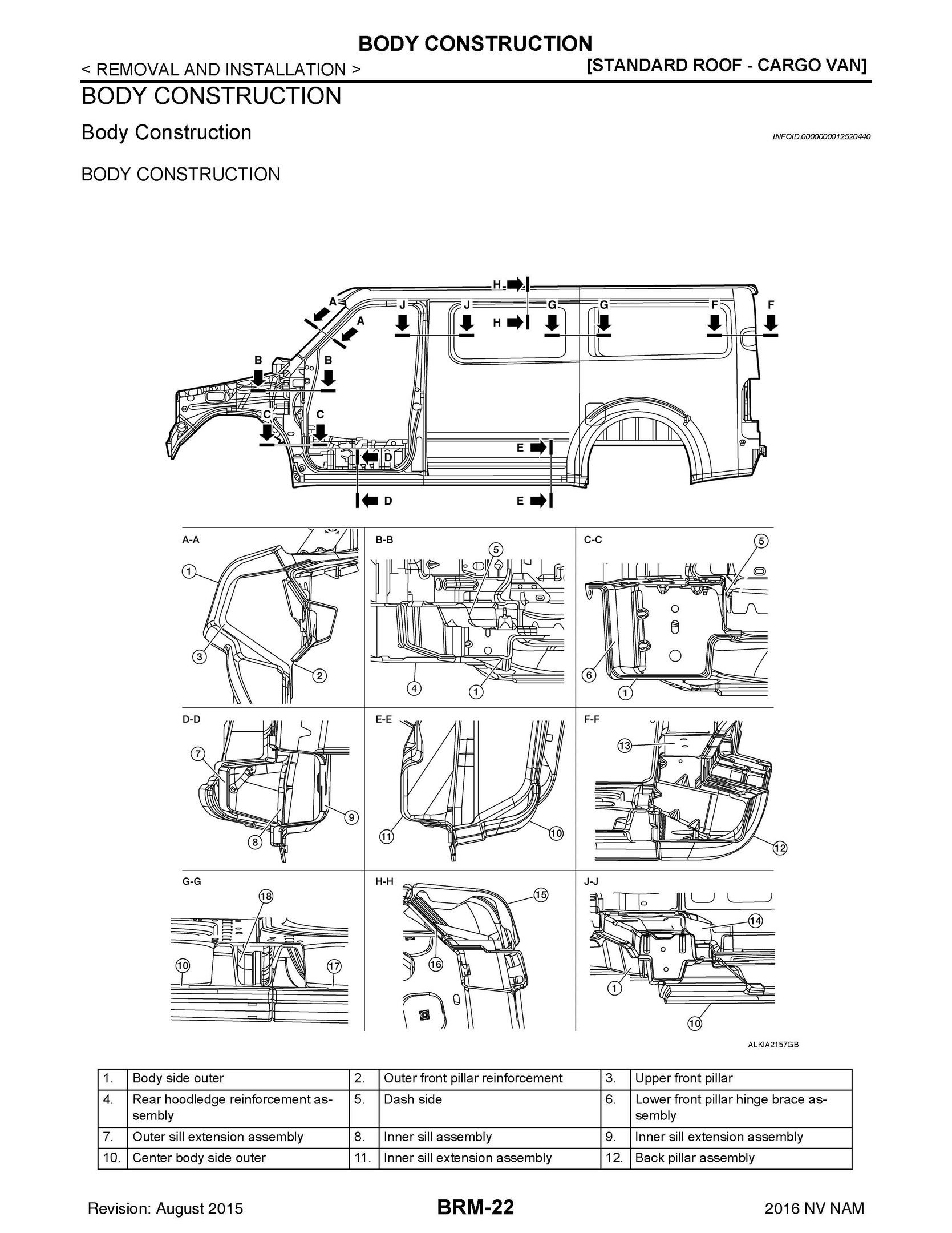 nissan nv wiring diagrams all wiring diagram Jeep Liberty Wiring Diagrams