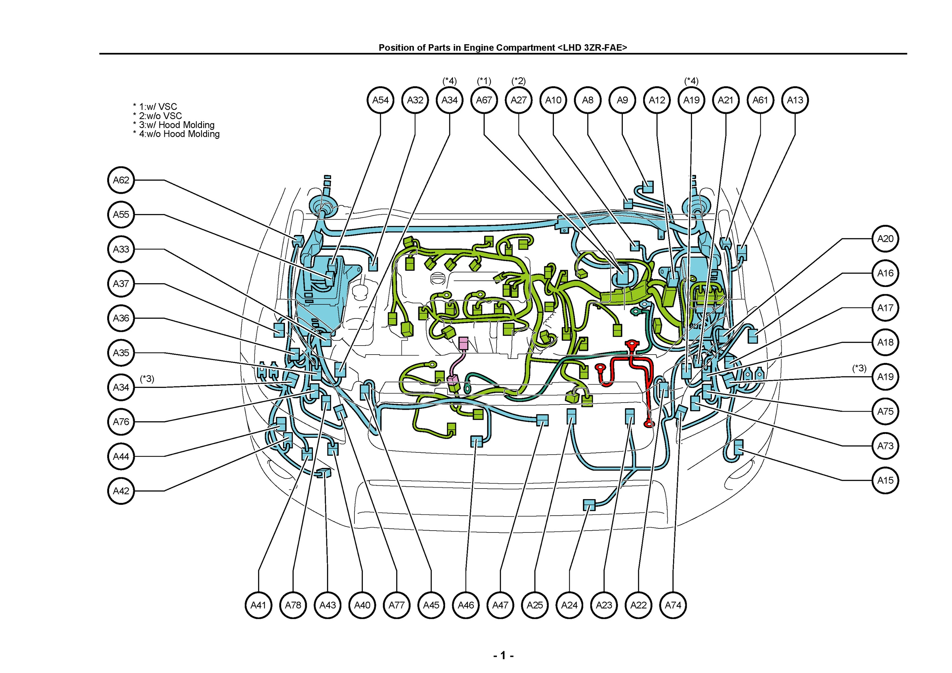2005 Rav4 Engine Diagram