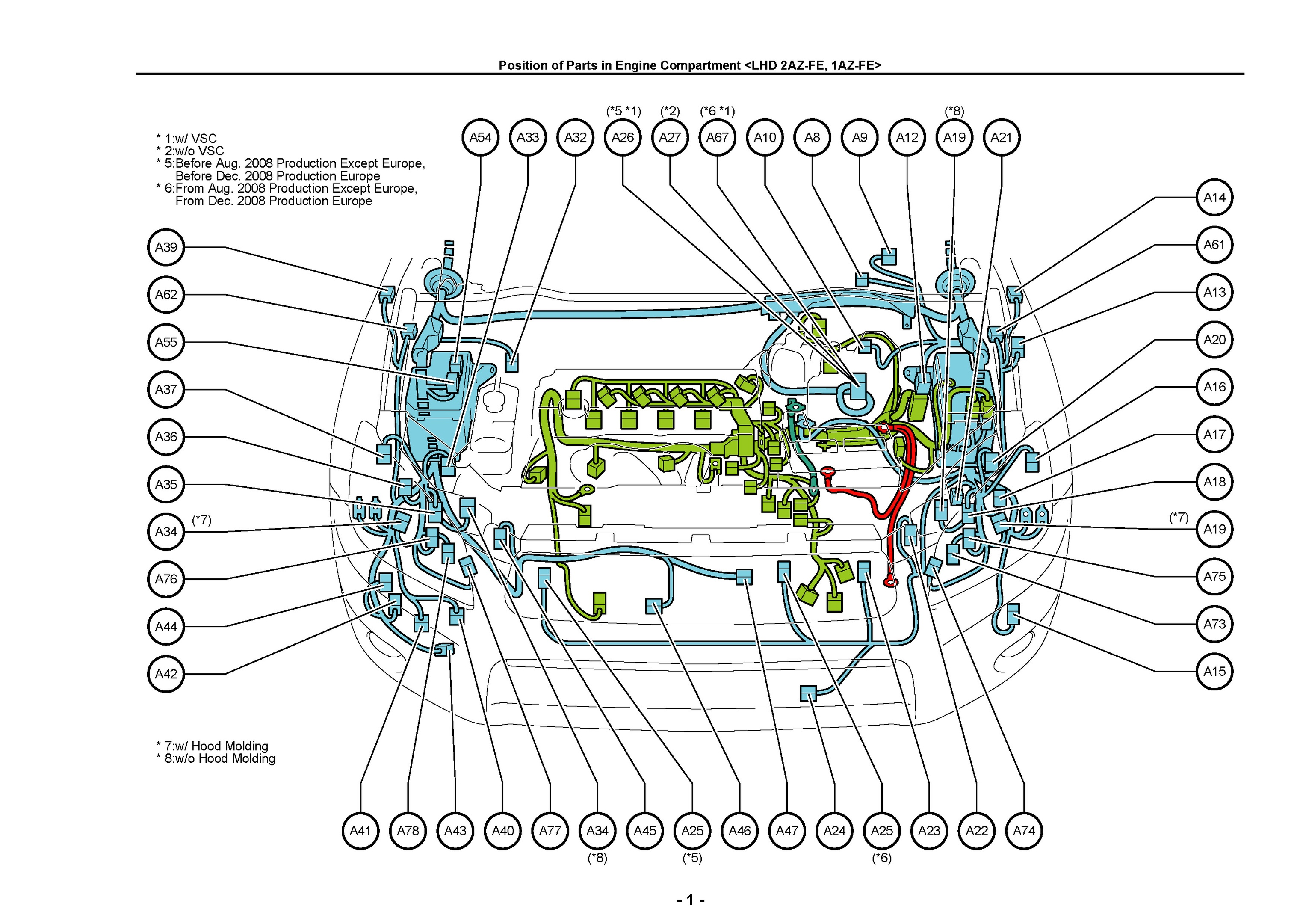 uk, europe, north america, toyota rav4, electrical wir toyota rav4 suspension toyota rav4 wiring diagram pdf #8