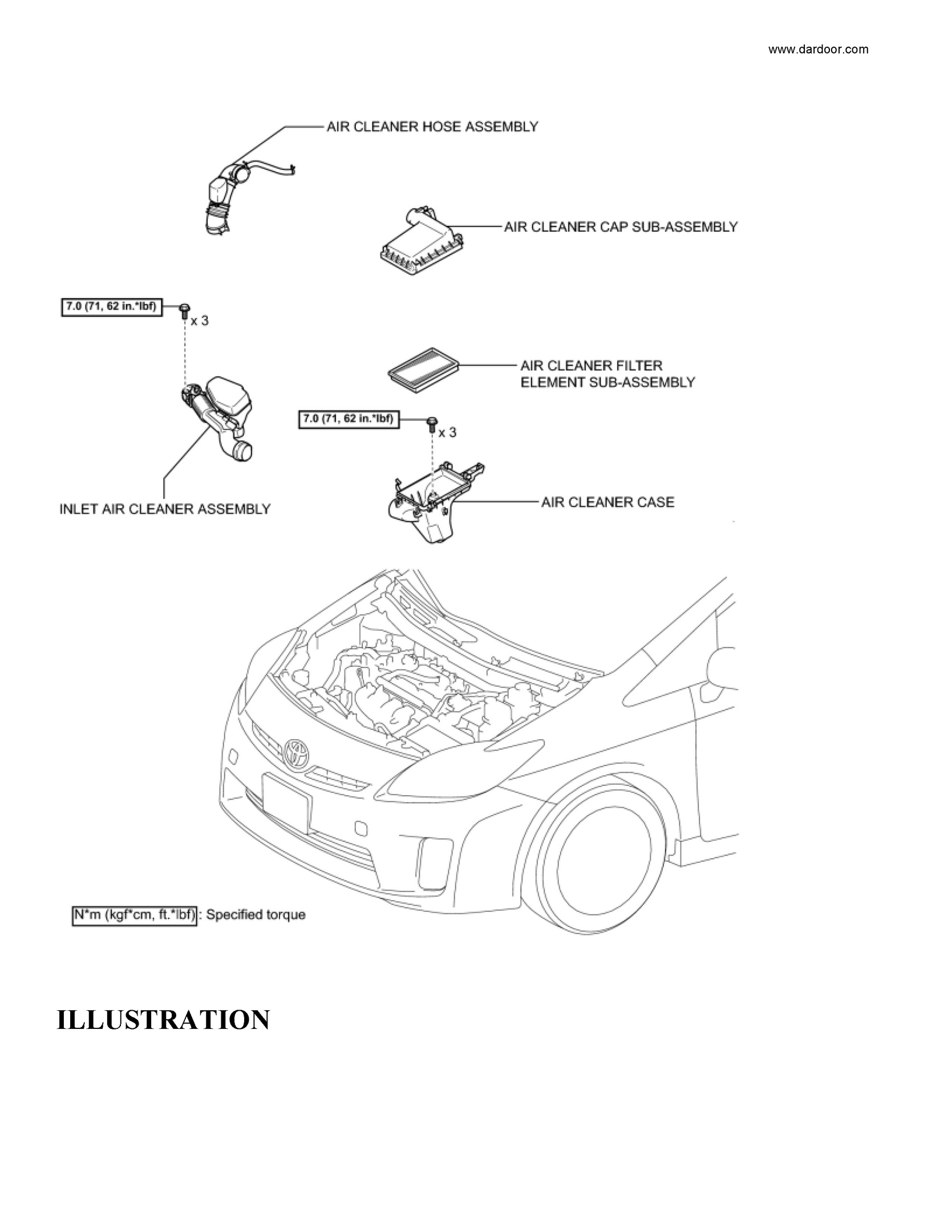 2010 toyota prius  oem service and repair manual  pdf