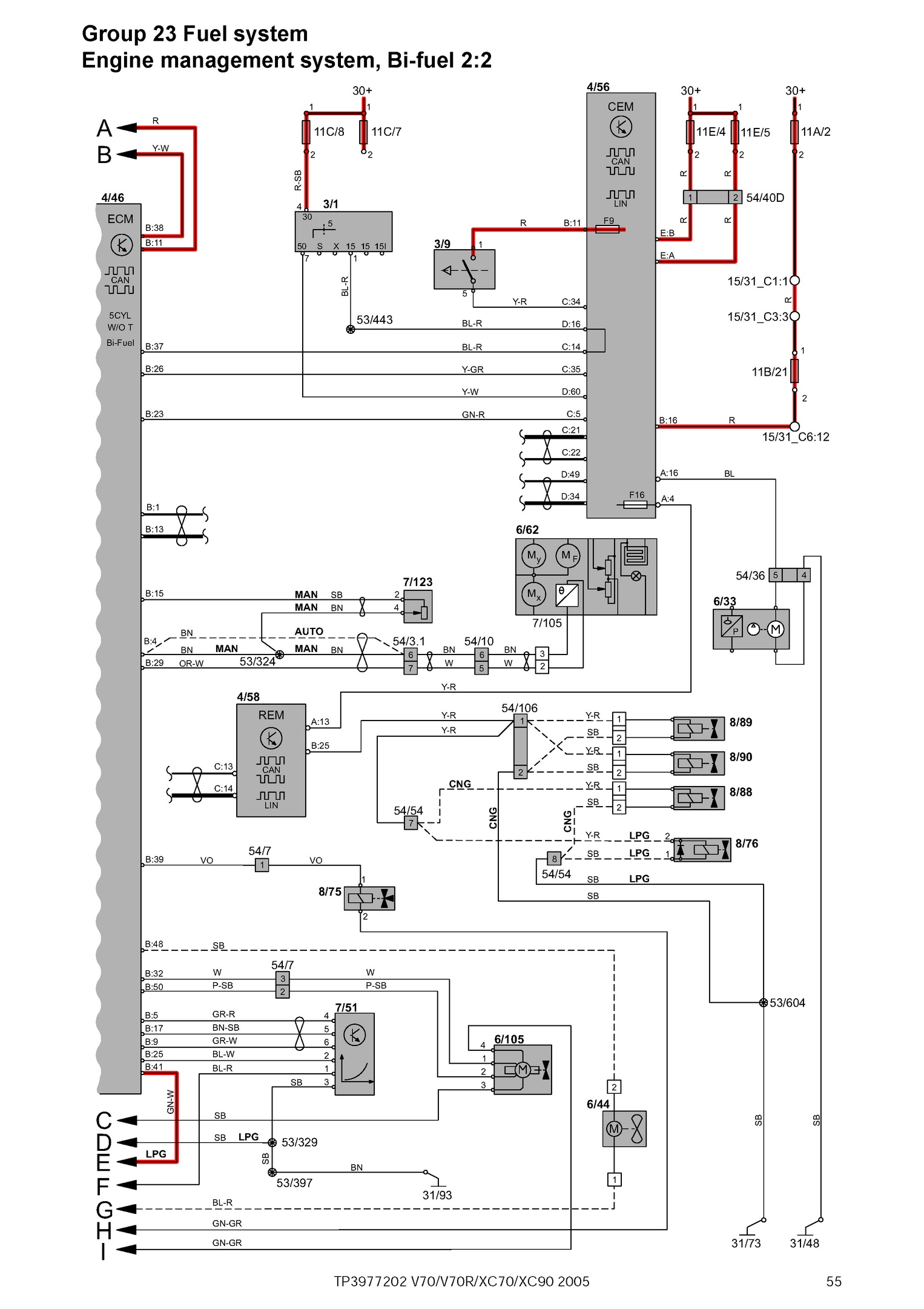 Diagram  2006 Mazda Mx 5 Mx5 Miata Electrical Wiring