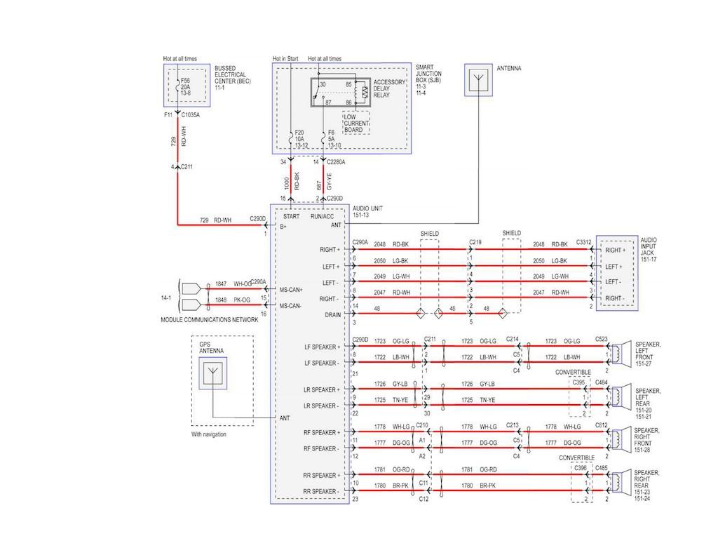 Maserati Quattroporte Workshop Wiring Harness