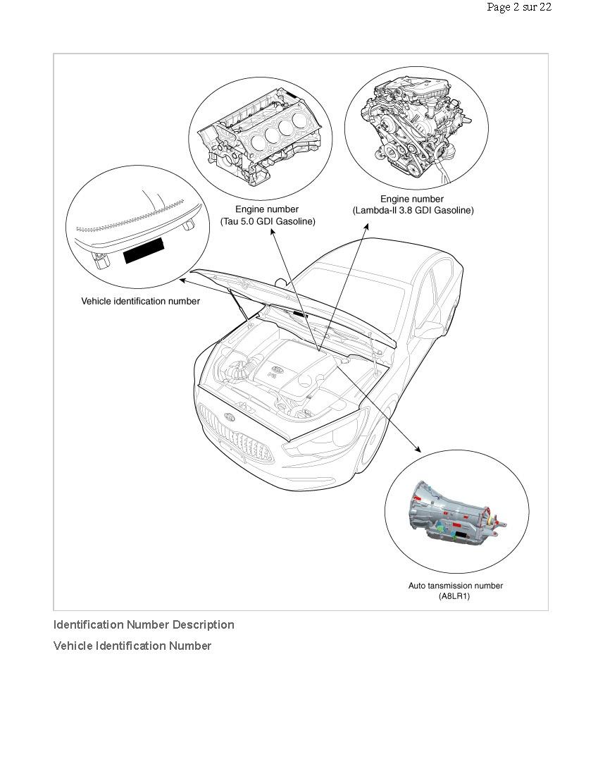 engine repair diagram 2013 2016 kia k900 oem workshop service and repair man oem auto  2013 2016 kia k900 oem workshop service
