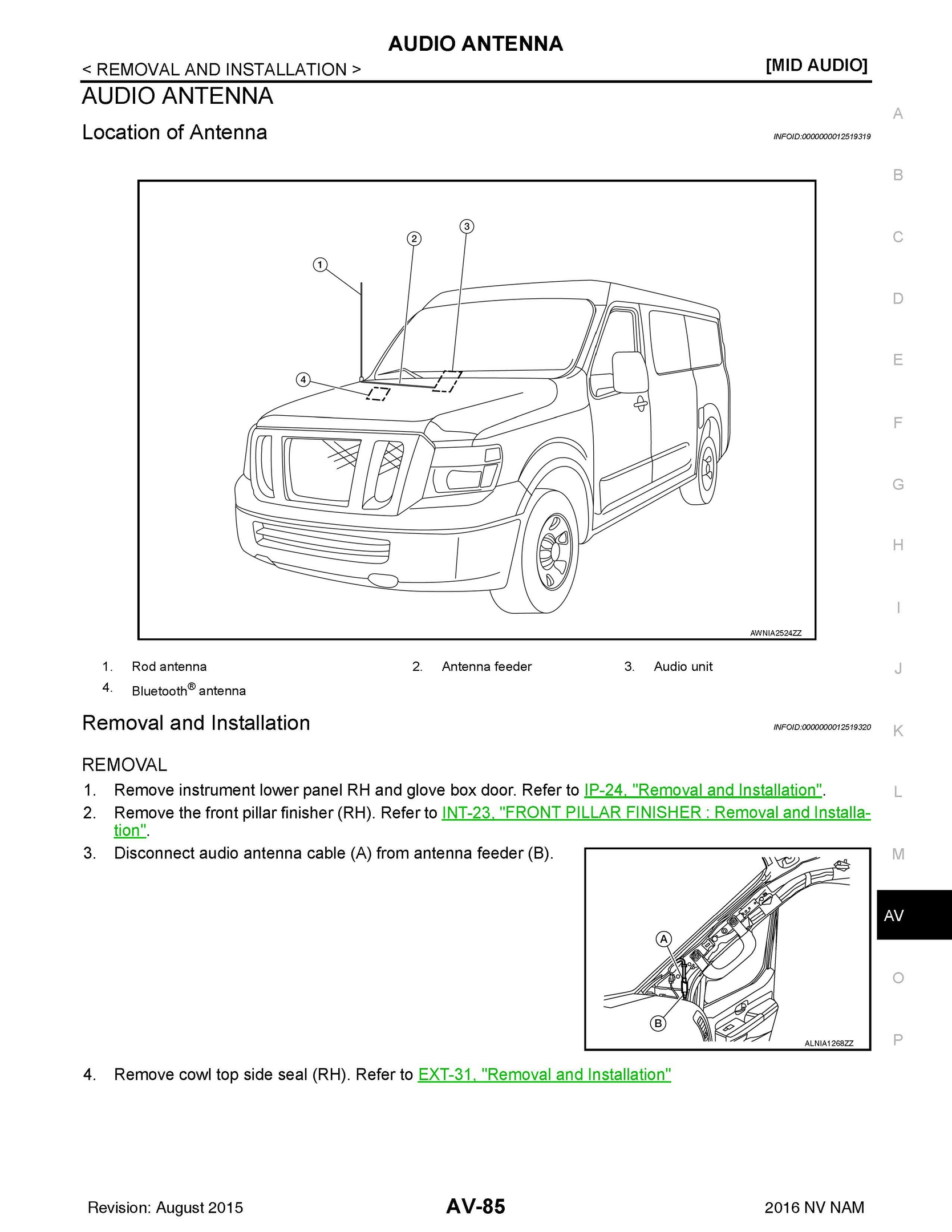nissan nv wiring diagrams wiring library Jeep Liberty Wiring Diagrams