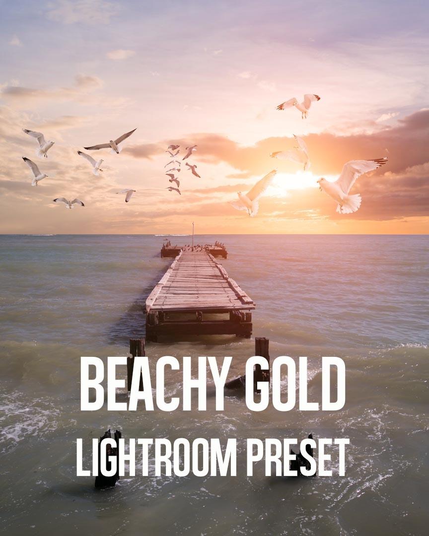 BEACHY GOLD