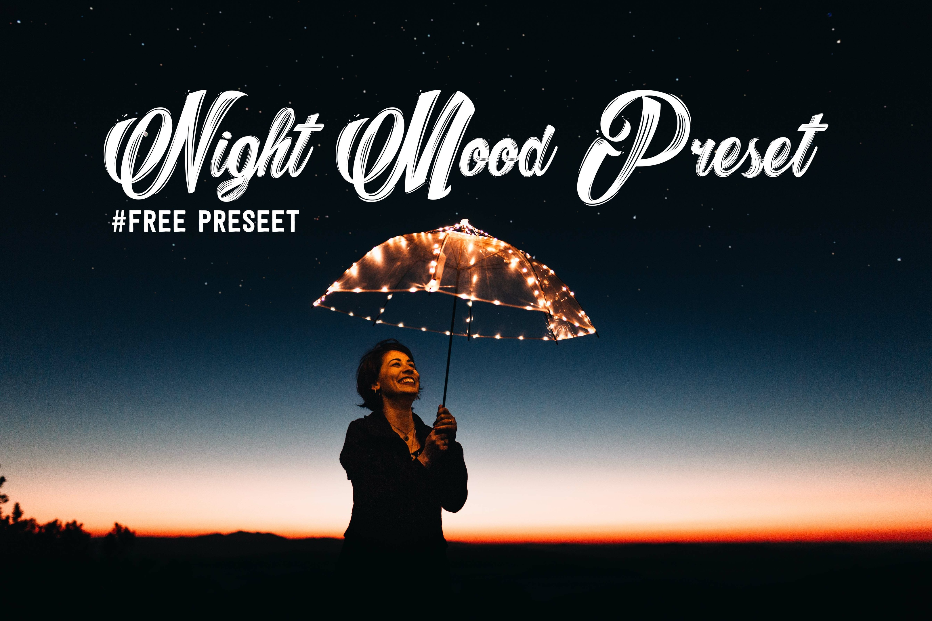 Night Mood FREE PRESET