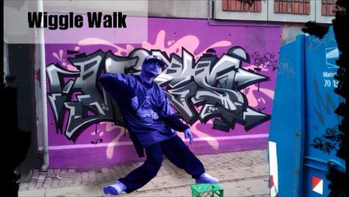 Mr Wiggle's Wiggle Walk