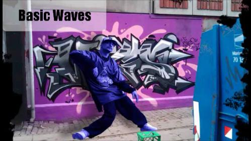 Mr Wiggles Basic Wave
