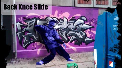 Mr Wiggles Knee Slide