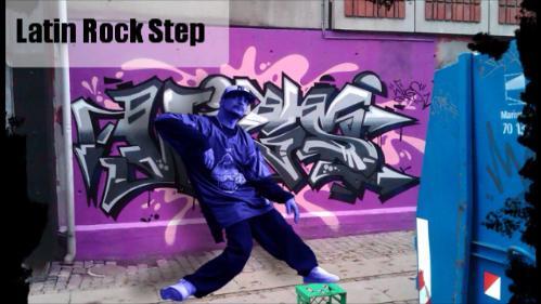 Latin Style Rock Step