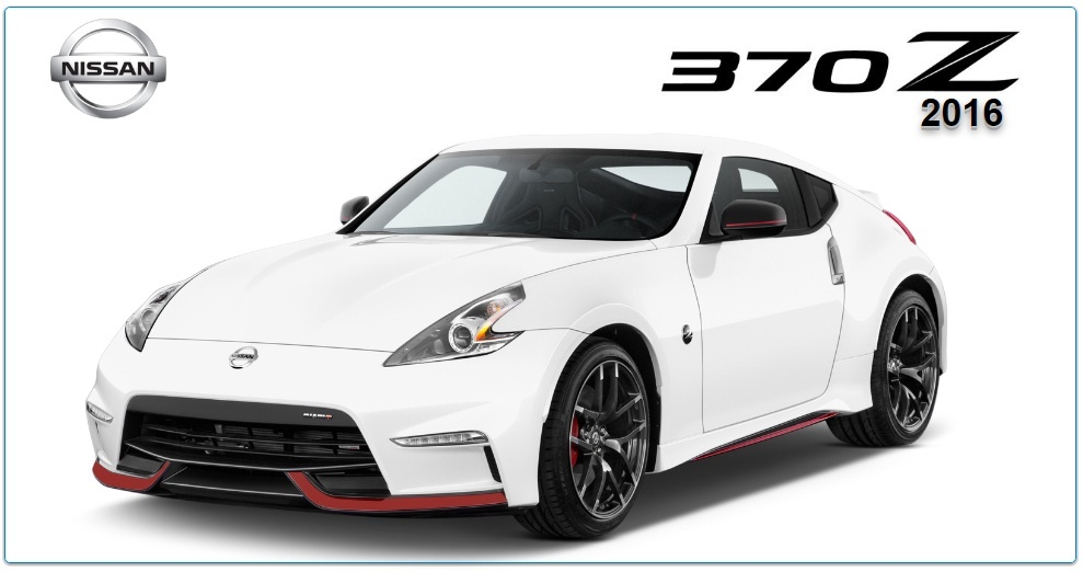 NISSAN 370Z COUPE 2016 FACTORY SERVICE MANUAL