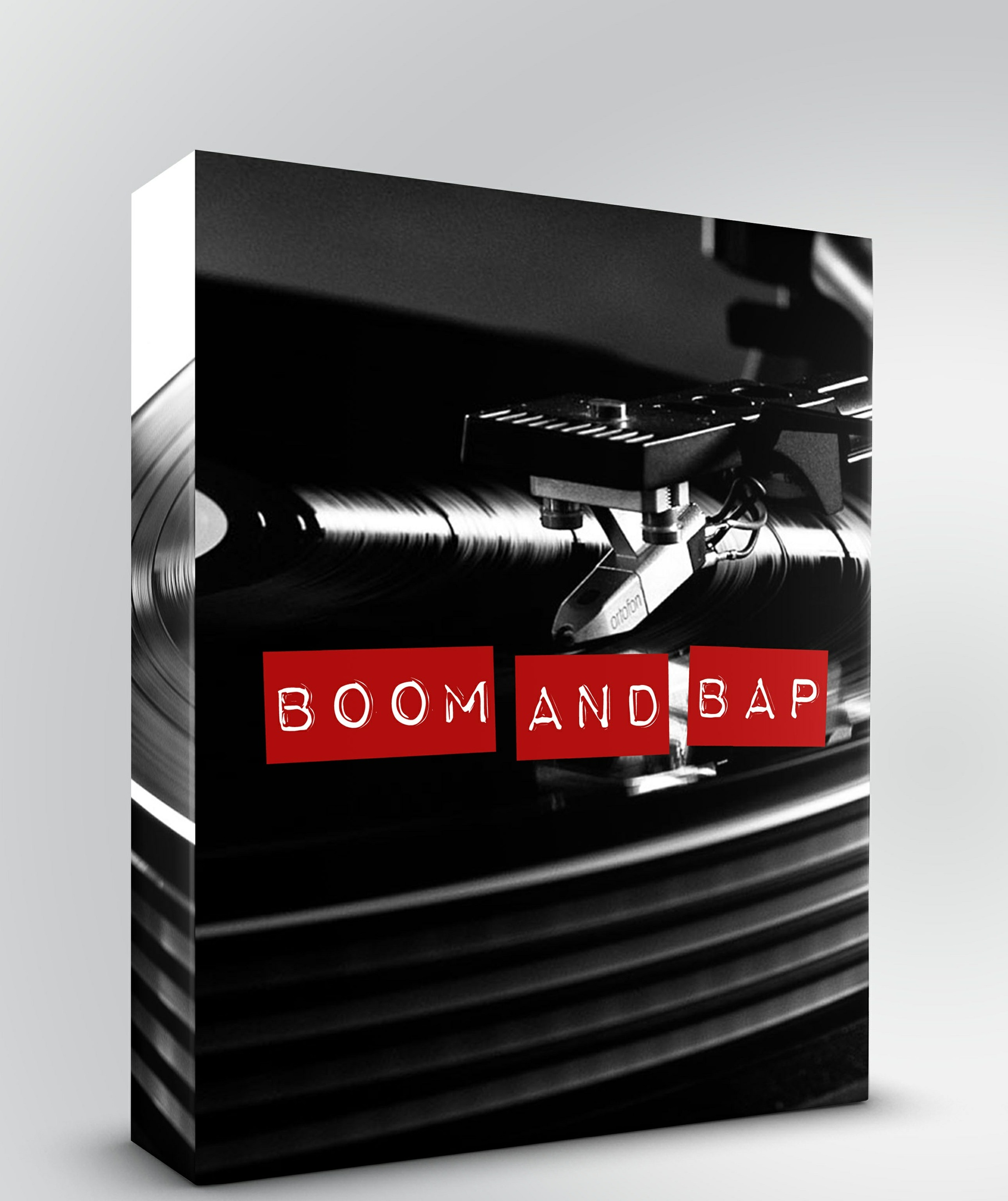 Boom and Bap Legends Drum Kit