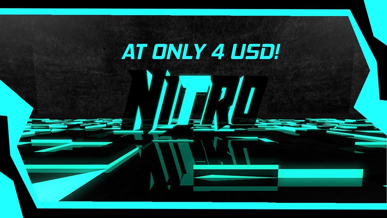 Intro 3D Tron Style - 1080 P 60 FPS