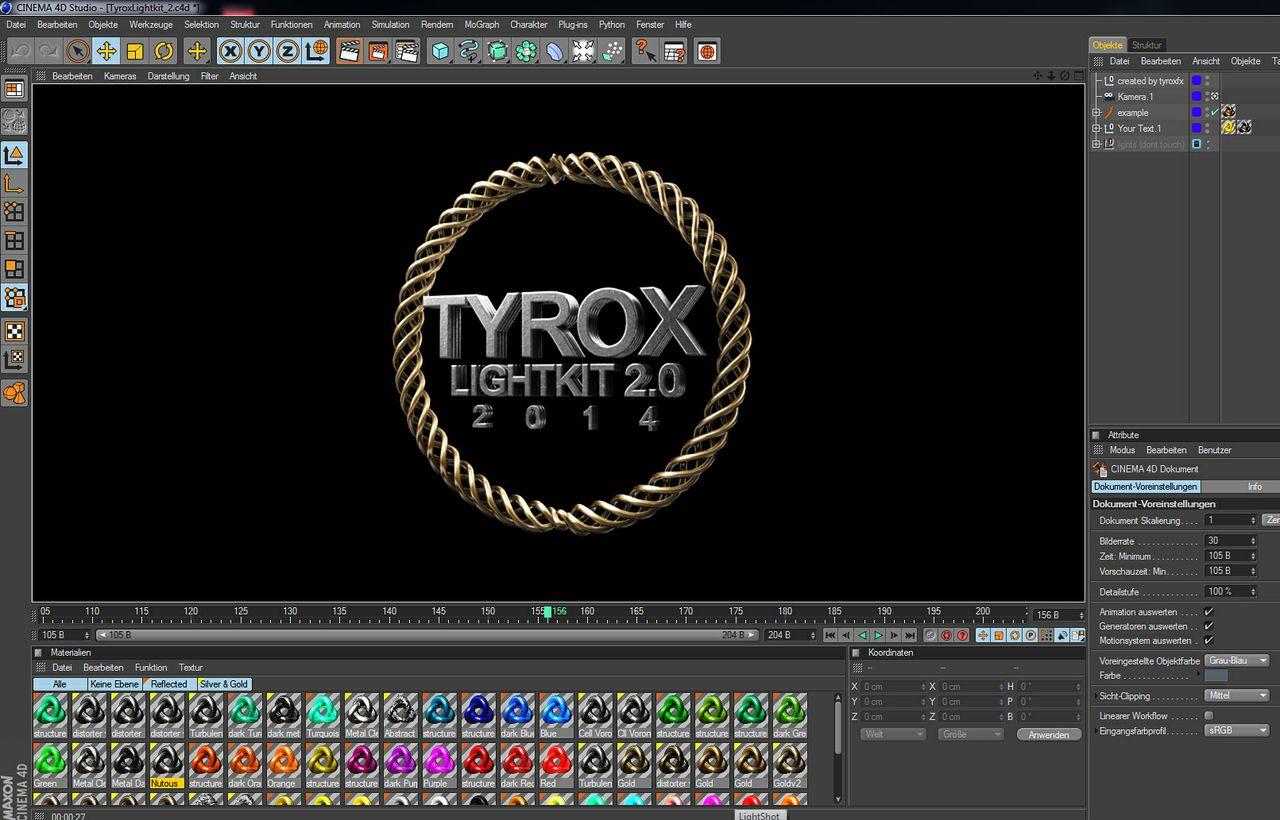Lightkit Silver Dope 2.0
