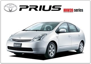 TOYOTA PRIUS 2007 GSIC FACTORY SERVICE MANUAL