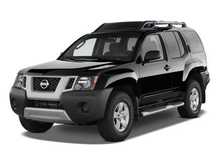 NISSAN XTERRA 2009 FACTORY SERVICE MANUAL
