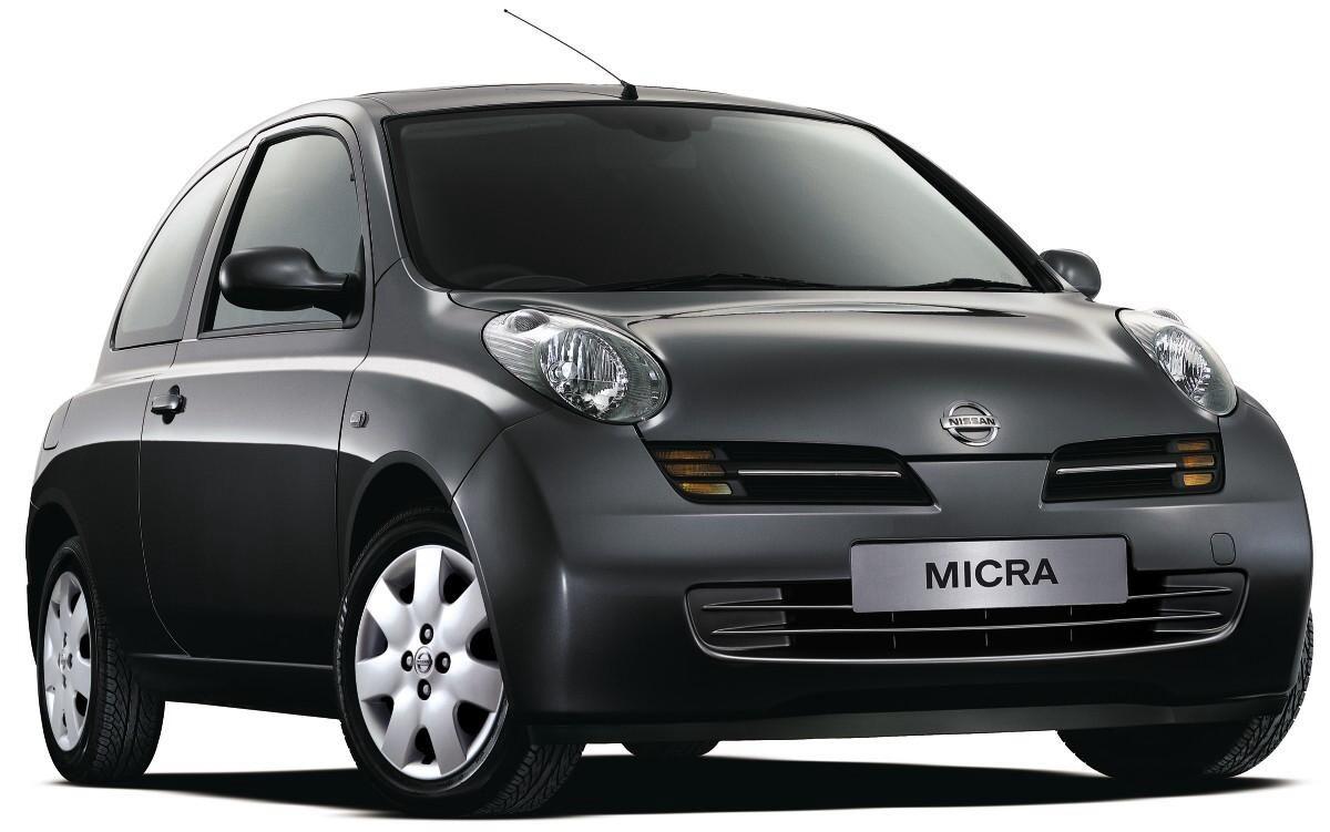 Nissan Micra K12 2005