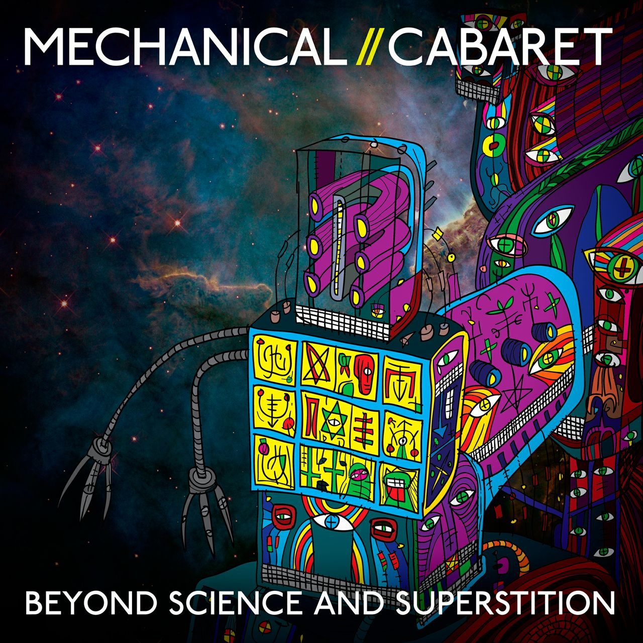 Mechanical Cabaret - Beyond Science And Superstition - Album - 10 tracks