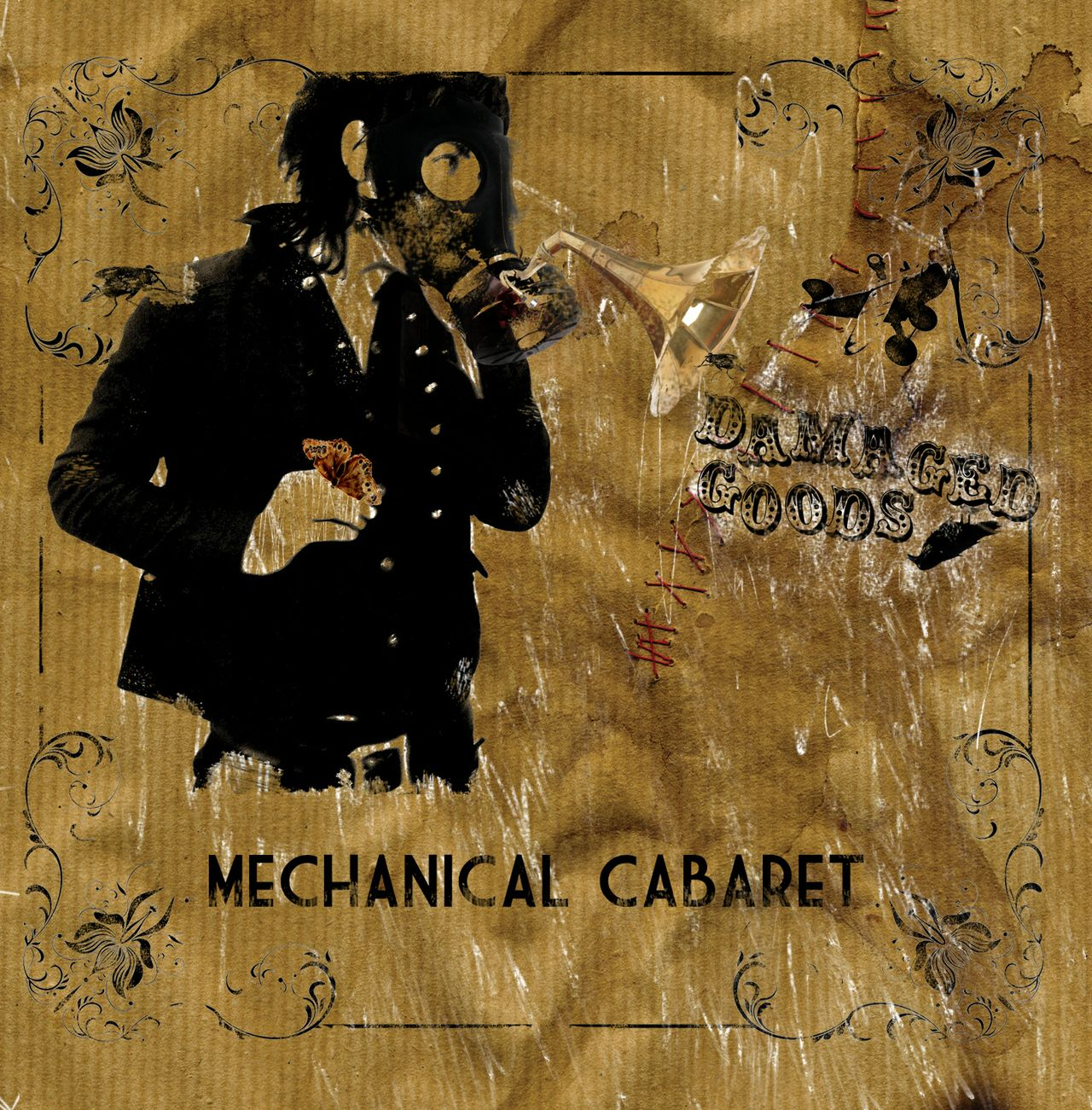 Mechanical Cabaret - Damaged Goods - Album - 10 tracks