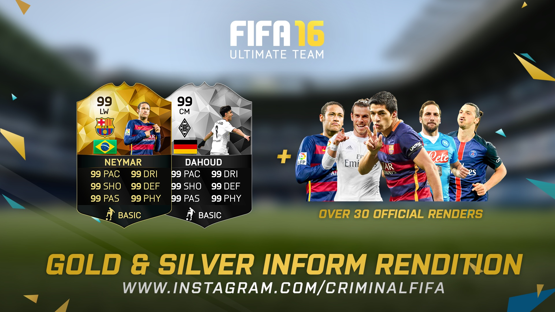 GOLD & SILVER INFORM RENDITIONS