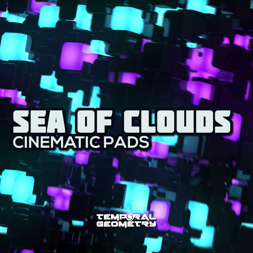 Sea Of Clouds - Cinematic Pads Sample Pack