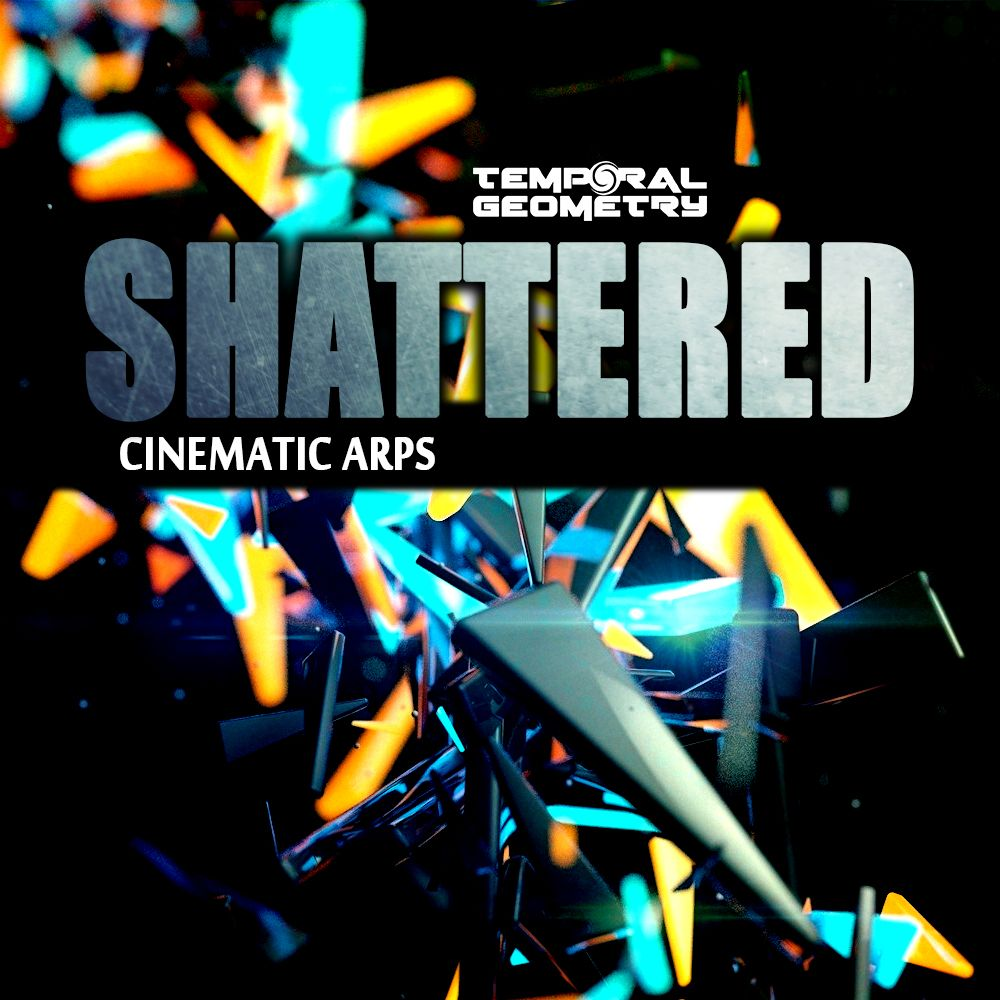 Shattered - Cinematic Arps Sample Pack