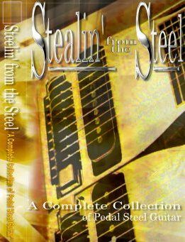 Complete Collection of Pedal Steel Guitar Loops