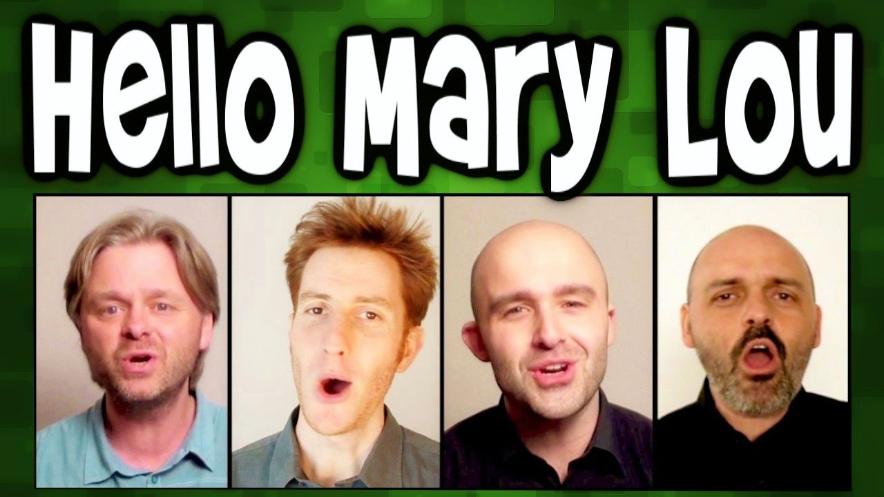 Hello Mary Lou [audio learning tracks]
