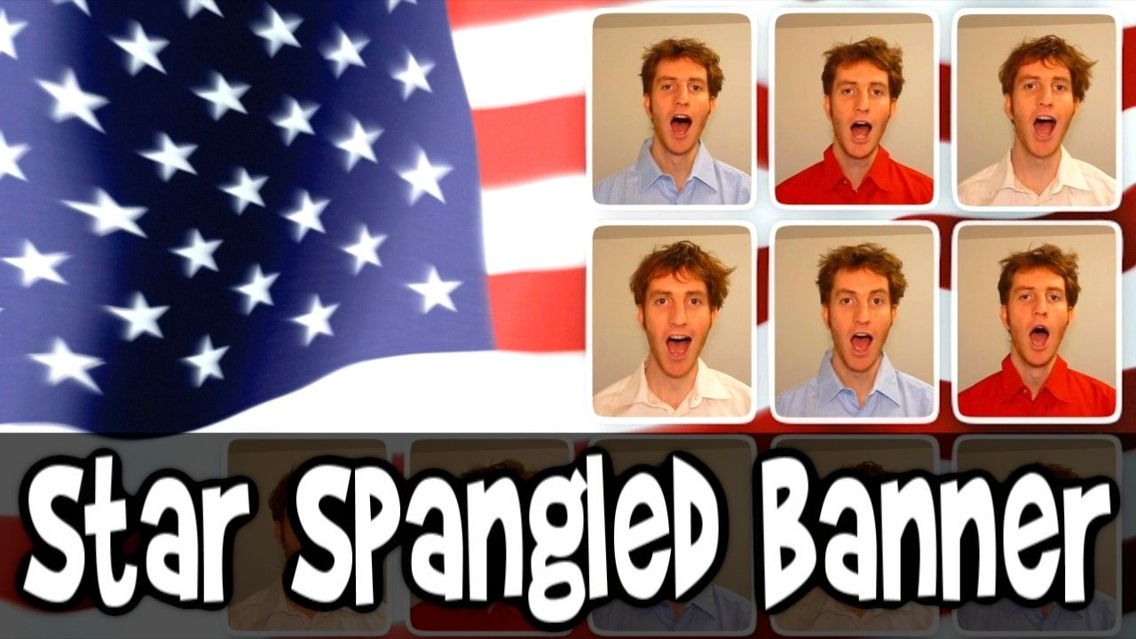 Star Spangled Banner [audio learning tracks]